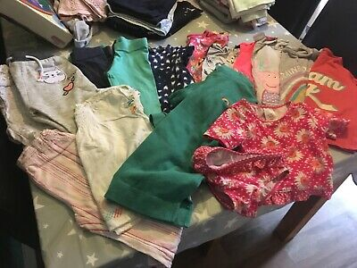 baby girls clothing bundle 2-3 years next george good condition