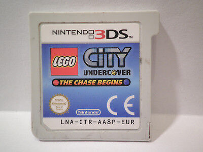 Lego City Undercover - The Chase Begins - Nintendo 3Ds 2Ds