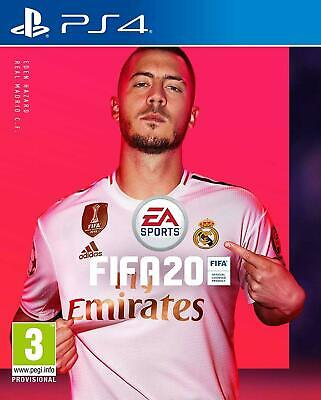 Fifa 20 - PS4 Game - BRAND NEW & SEALED - SAME DAY DISPATCH
