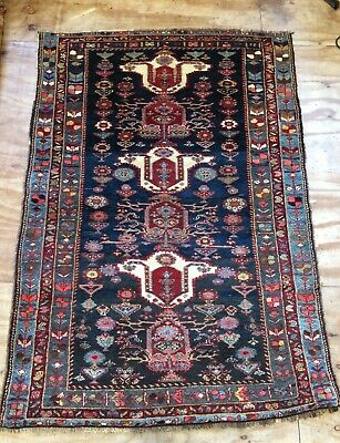 Antique  Faridan  Armanibaf Handwoven Rug