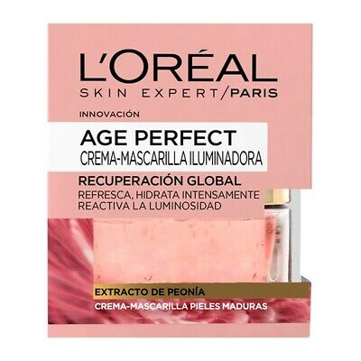 Illuminating Mask Age Perfect L'Oreal Make Up (50 ml)