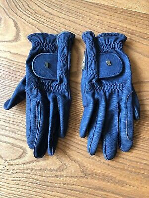 3 Pairs Of Ladies Riding Gloves, Sizes 7.5-8, Good condition.