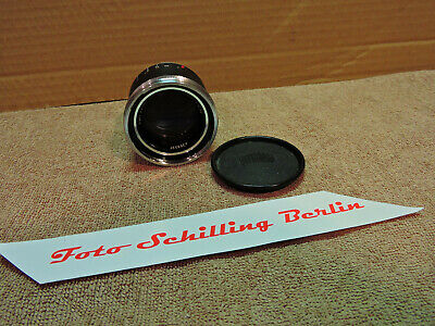 Carl Zeiss Sonnar 2,8/85mm für Contaflex 126, good condition