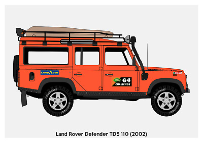 Vintage Land rover Advertisement  Poster A3//A2 Print