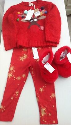 Girls christmas outfit age 2