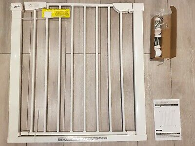 Argos Cuggl Pressure Fit Safety Gate White - New and Unused
