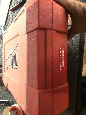 Milwaukee Inspection Camera Kit M12 Case & Charger Only