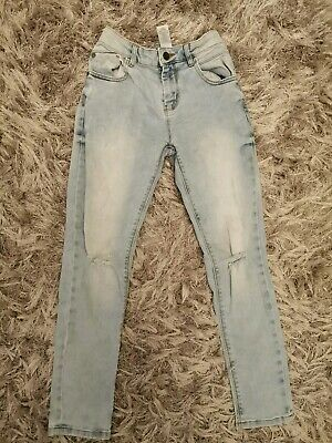 Next Boys Skinny Jeans  (Age 10 Years)