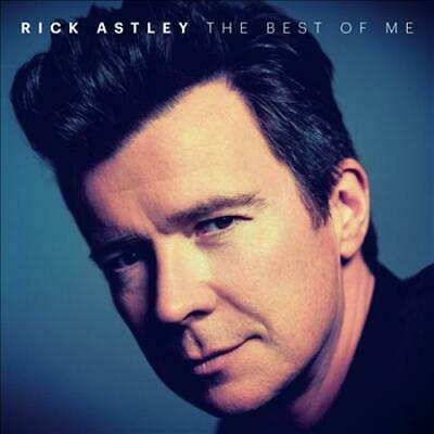 Rick Astley - The Best Of Me (2 Cd) New Cd