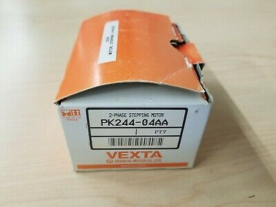 New Vexta 2 Phase Stepper Motor PK244-04AA
