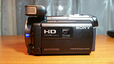 Sony HDR-PJ790E Full HD High Definition Projector Handycam Camera Camcorder