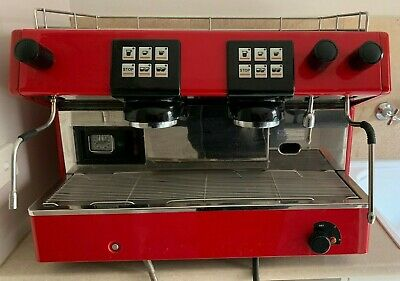 BRASILIA  2 group commercial coffee machine