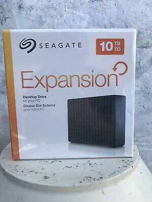 Seagate 10tb Expansion Hard Drive