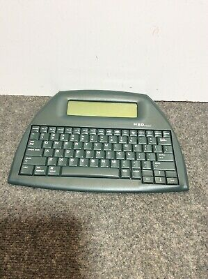 Used Renaissance Learning Neo by AlphaSmart Portable Word Processor Keyboard