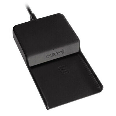 Chip Card Reader Cherry JT-0100WB-2 Black
