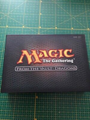 COFFRET collector cartes magic From the vault : dragons