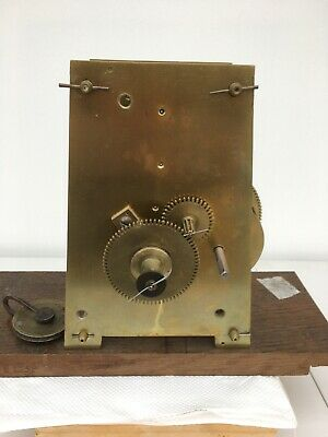 Weight Driven Longcase or Wall Clock Movement