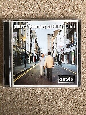 Whats the story morning glory CD    by OASIS