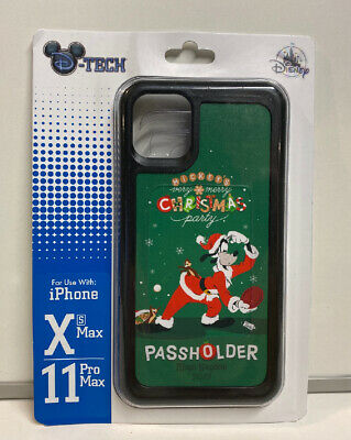 2019 Disney Parks Mickey's Very Merry Christmas Party iPhone Passholder Case