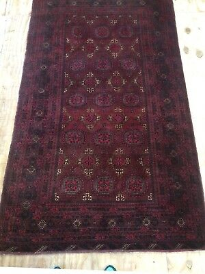 Antique  Baluch Handwoven Corridor  Rug