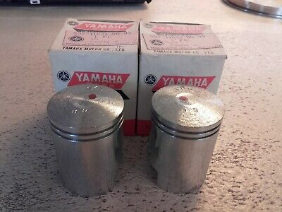 Piston nu yamaha 125 AS3