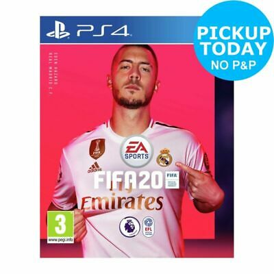FIFA 20 PS4 Game New FREE FAST DELIVERY Playstation Football