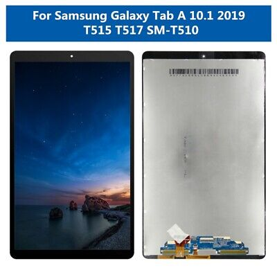 Para Samsung Galaxy Tab A 10.1 2019 T515 T517 SM-T510 LCD Touch Digitizer ARES