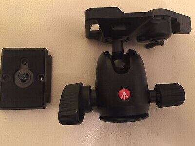 Manfrotto 494RC2 Compact Ball Head With 200PL-14 Quick Release Plate