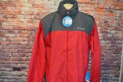 Columbia Glennaker Lake Rain Jacket - Mens Sz XL - NWT