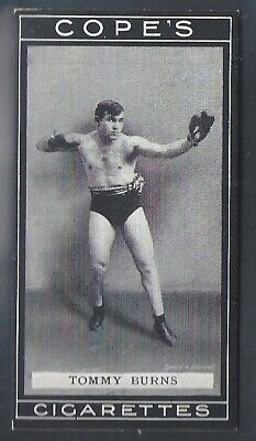 Cope Copes-Boxers Boxing-#017- Tommy Burns