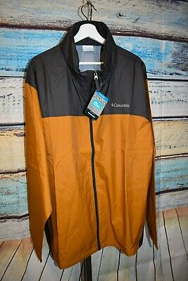Columbia Glennaker Lake Rain Jacket - Mens Sz 3X - NWT