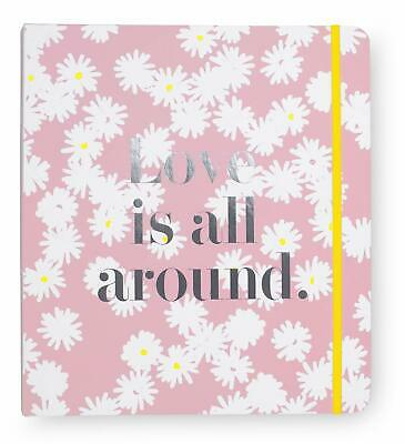 Kate Spade New York Women's Mrs. Magazine Bridal Planner Love is All Around