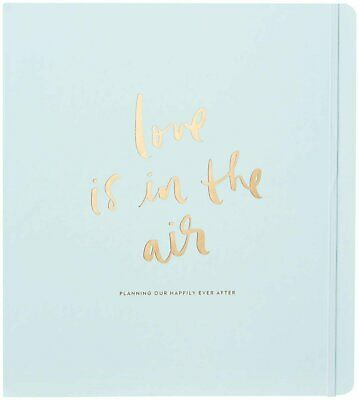 Kate Spade New York Women's Mrs. Magazine Bridal Planner Love is in the Air
