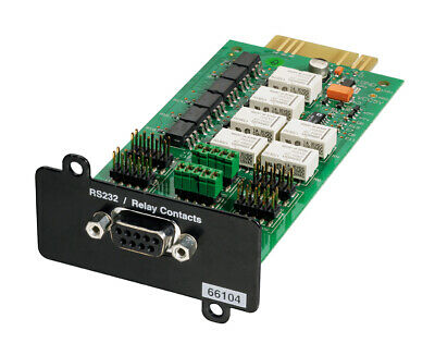 Eaton Relay Card-MS interface cards/adaptor Serial Internal