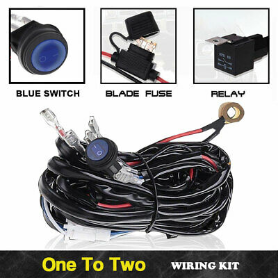 Switches Blue Toggle Switch W 6 Lead Wire 3 Pin Spst 12 Volt Car Audio Power Fog Lights Business Industrial Electrical Equipment Supplies