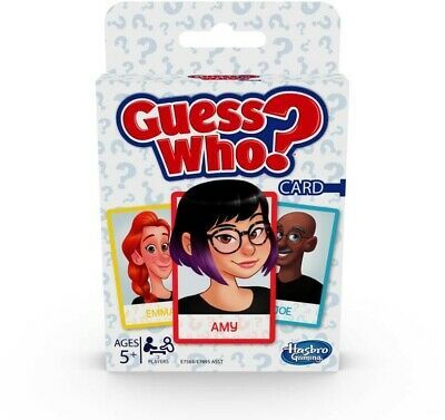 NEW Classic Card Game Guess Who from Mr Toys