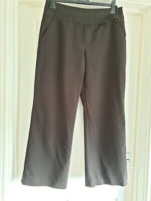 Excellent Condition Tu Black Tailored Trousers Size 12