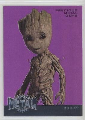 2017 Upper Deck Guardians of the Galaxy Volume 2 #GPMG5 Groot Card 1md