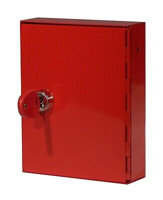 Securikey Steel Wall Mount Emergency Access Box With Key Lock Supervisor Control