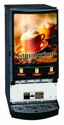 Grindmaster-Cecilware PIC3 Cappuccino & Hot Chocolate Specialty Drink Dispenser