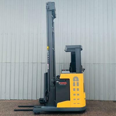 Atlet Uns16. Used Reach Forklift Truck. (#2381)