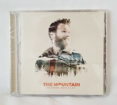 """NEW """"The Mountain"""" * by Dierks Bentley (CD, Jun-2018, Capitol)"""