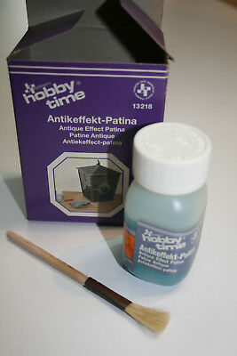 Antikeffekt Patina 50 ml * siehe Fotos *