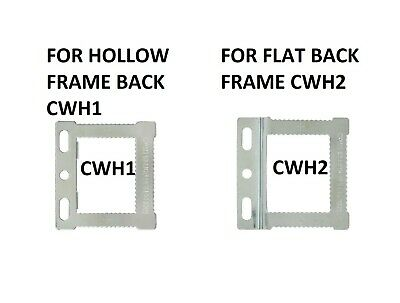 Canvas floater picture frame hanging kit wall hook hardened pin CWH1 CWH2 hanger