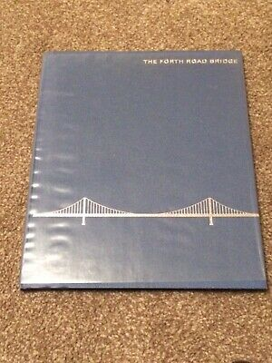 The Forth Road Bridge, opening Ceremony guests hardback book