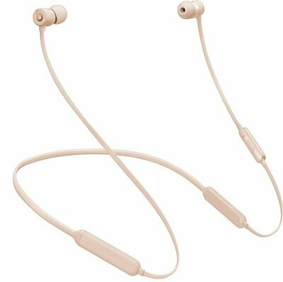 Apple Beats by Dr. Dre Beats X Matte Gold Bluetooth Wireless In-Ear Headphones