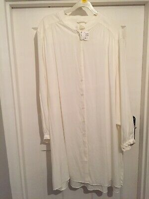 New With Tags Ladies Long Shirt H&M Size 10