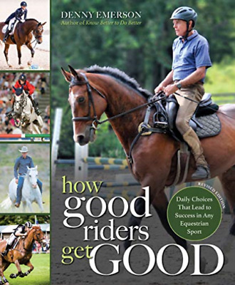 Emerson Denny-How Good Riders Get Good New / BOOK NEW