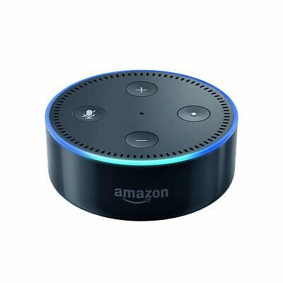 Amazon Echo Dot - 2nd Gen - Home Music Smart Assistant Speaker w/ Alexa - Black