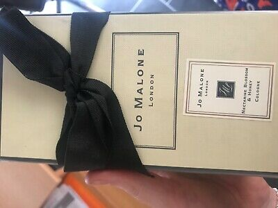 Jo Malone nectarine blossom & honey  100ml cologne brand new unopened in box
